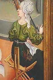 top-crop woman with keys